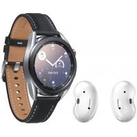 Smartwatch Samsung Galaxy Watch3 Prata 41mm LTE + Fone