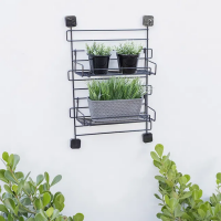 Jardim vertical aramado para parede kit 3 - Aramado