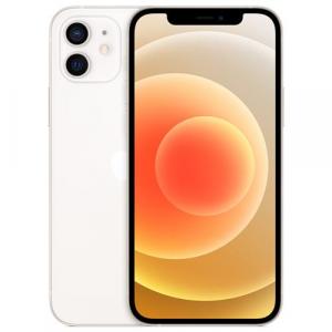 iPhone 12 Apple 256GB Branco Tela de 6,1?, Câmera Dupla