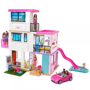 Brinquedo Mega Casa dos Sonhos Barbie Mattel GRG93