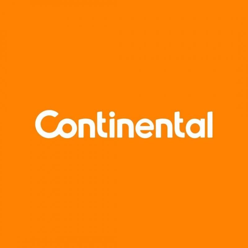 Ganhe 5% de desconto em todo site - Continental