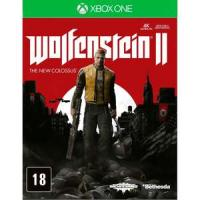 Wolfenstein Ii: The New Colossus - Xbox One (mídia físic