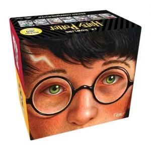 Box de Livros Harry Potter Edição de Colecionador Espec