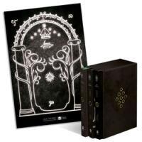Box Livro Senhor Dos Anéis + Pôster - 1ª Ed.