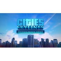 Jogo Cities: Skylines - Nintendo Switch Edition