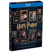 Blu-ray Box Harry Potter A Coleção Completa