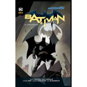 HQ Batman O Jardineiro: Os Novos 52 Vol.8 - Vários Autor
