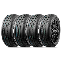 Kit 4 Pneu Xbri Aro 14 185/60r14 82h Ecology Xbri - fort
