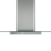 Coifa de Parede com Campana de  Vidro Electrolux 90cm 9