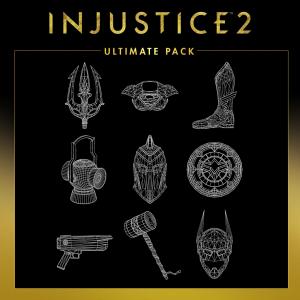 Jogo Injustice 2 Pack Ultimate - PS4