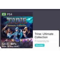 Trine: Ultimate Collection PS Store