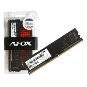 Memória RAM 4GB DDR4 Afox AFLD44FK1P - 2666MHz