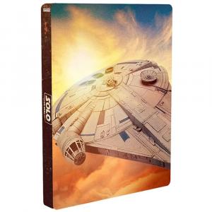 Blu-ray Steelbook Han Solo: Uma História Star Wars