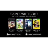 [Gold] Seleção de jogos oferecidos: Darksiders 3, Yooka