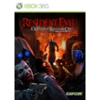 Jogo Resident Evil Operation Raccoon City - Xbox 360