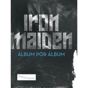 Livro Iron Maiden (Capa Dura) - Martin Popoff