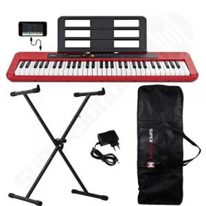 Kit Teclado Musical CASIO CASIOTONE CT-S200 Aplicativo