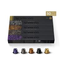 Cápsulas Nespresso - 50 Unidades