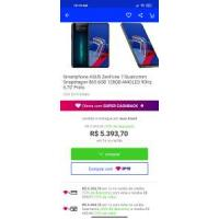 Smartphone ASUS ZenFone 7 Qualcomm Snapdragon 865 6GB 12