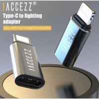 [NOVOS USUÁRIOS] Adaptador Lightning para USB C