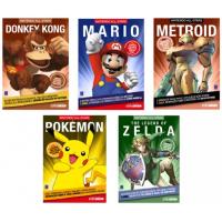 Coleção de Livros Nintendo All Stars: 5 Volumes - Edito