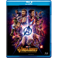 Blu-ray Vingadores: Guerra Infinita