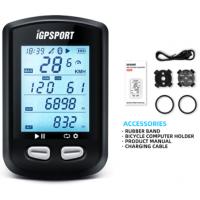 Velocímetro para Bicicleta com GPS Igpsport - iGS10