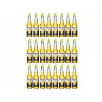 Kit Cerveja Corona Extra Lager 24 Unidades 330ml