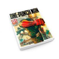 Mangá One-punch Man - 17 edições
