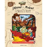 Livro - Dipper e Mabel em ?A Maldição do Tesouro Dos Pir