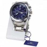 Relógio Masculino Analógico Aço Original - Orizom