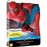 Homem-Aranha: De Volta Ao Lar - Steelbook BLU RAY
