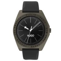 Relógio Hugo Boss Masculino Borracha Preto - 1530106