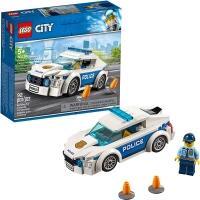 City Carro Patrulha da Polícia Lego Multicor