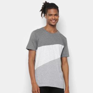 Camiseta Treebo Transpasse Masculina - Mescla