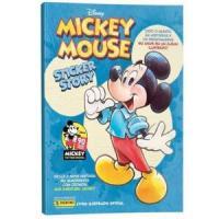 Livro Ilustrado Oficial Mickey 90 anos