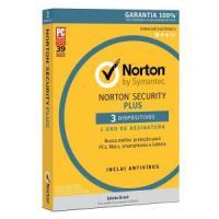 Norton Antivirus Security Plus para 3 Dispositivos - Dig