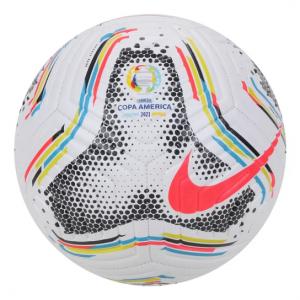 Bola de Futebol Campo Nike Copa América Strike - Branco