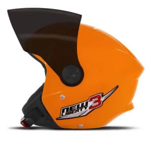 Capacete Moto Aberto Pro Tork New Liberty 3 Viseira Fum