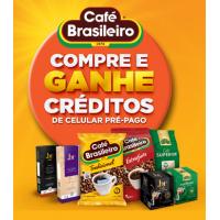 Compre e Ganhe R$10 em Recarga De Celular - Café Brasile