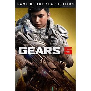 Jogo Gears 5 - Game of the Year - Xbox One   PC   Xbox S