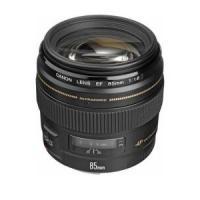 Lente Canon 85mm f1.8 EF