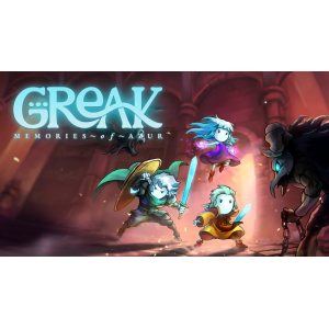 Jogo Greak Memories of Azur - Nintendo Switch