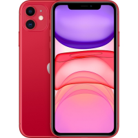 iPhone 11 64GB (PRODUCT) RED iOS 4G Wi-Fi Câmera 12MP -