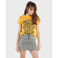 Camiseta The Time Turner Harry Potter - Amarelo