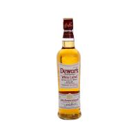 Whisky Dewars White Label Escocês 750ml