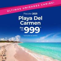 Pacote Playa del Carmen - 2021 (Aéreo + Hotel com Café d