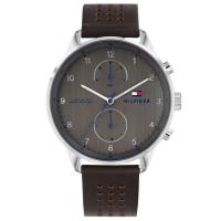 Relógio Tommy Hilfiger Masculino Couro Marrom - 1791579