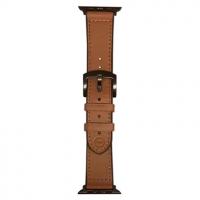 Pulseira Apple Watch 42 / 44 mm iPlace Couro Marrom
