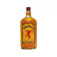 Licor Fireball Whisky com Canela Red Hot 750ml - Whisky